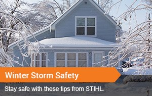 Winter Storm Safety